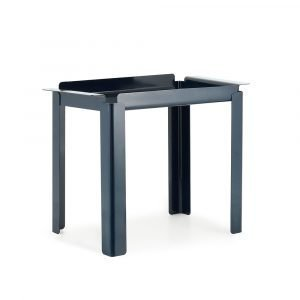 Normann Copenhagen Box Pöytä Midnight Blue 33x60 Cm