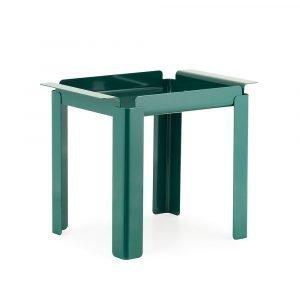 Normann Copenhagen Box Pöytä Siniharmaa 33x48 Cm