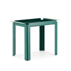 Normann Copenhagen Box Pöytä Siniharmaa 33x60 Cm