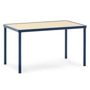 Normann Copenhagen Case Pöytä Tummansininen 80x48x45