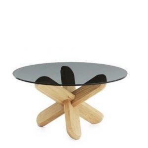 Normann Copenhagen Ding pöytä tammi/harmaa