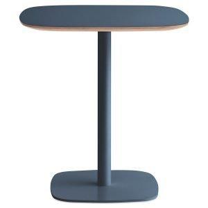 Normann Copenhagen Form Pöytä Sininen 70x70x74