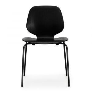 Normann Copenhagen My Chair Tuoli Musta / Musta