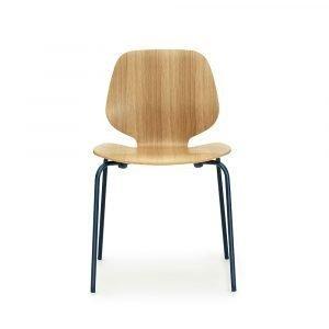 Normann Copenhagen My Chair Tuoli Tammi / Musta