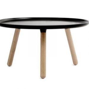Normann Copenhagen Tablo Pöytä Musta 78 cm