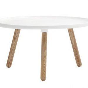 Normann Copenhagen Tablo Pöytä Valkoinen 78 cm