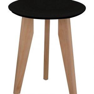 Odense Lamppupöytä Musta