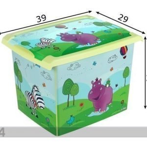 Okt Säilytyslaatikko Hippo 20