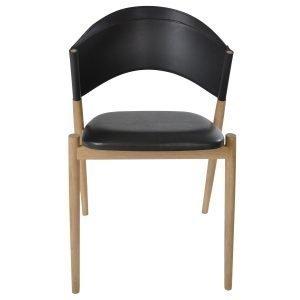 Ox Denmarq A Tuoli Musta / Tammi