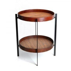 Ox Denmarq Deck Sivupöytä Tiikki