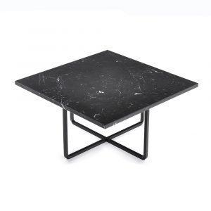 Ox Denmarq Ninety Sohvapöytä Marquina / Musta 60x60x30 Cm