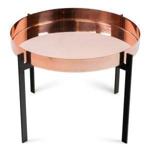 Ox Denmarq Single Deck Pöytä Kupari / Musta
