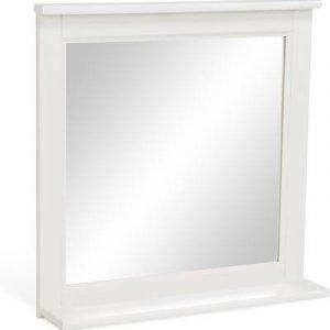 Peili Sanna kylpyhuoneeseen 14x67x67 cm valkoinen