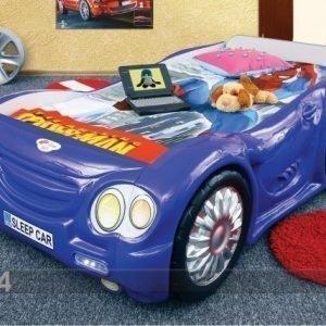 Plastiko Lasten Sänkysarja Car 90x180 Cm