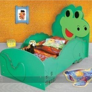 Plastiko Lasten Sänkysarja Dinosaurus 90x200 Cm