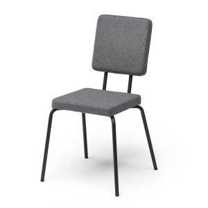 Puik Option Tuoli Nelikulmainen / Nelikulmainen Harmaa