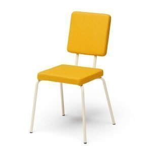 Puik Option Tuoli Nelikulmainen / Nelikulmainen Keltainen