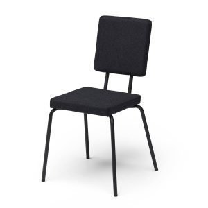 Puik Option Tuoli Nelikulmainen / Nelikulmainen Musta