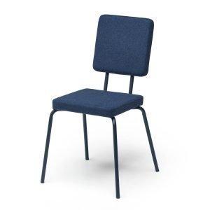 Puik Option Tuoli Nelikulmainen / Nelikulmainen Tummansininen
