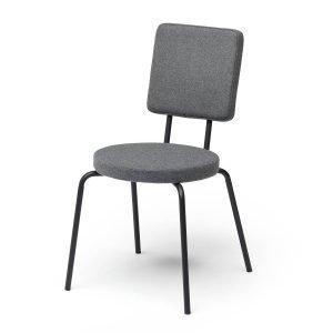 Puik Option Tuoli Pyöreä / Nelikulmainen Harmaa