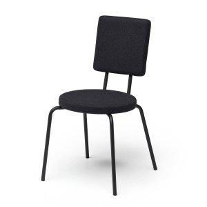 Puik Option Tuoli Pyöreä / Nelikulmainen Musta
