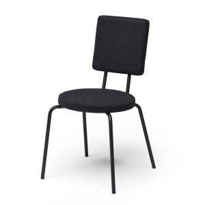 Puik Option Tuoli Round / Square Musta
