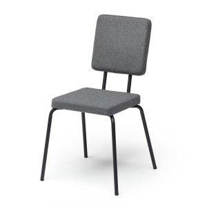 Puik Option Tuoli Square / Square Harmaa