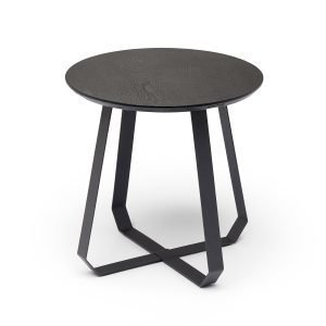 Puik Shunan Sivupöytä 46 Musta