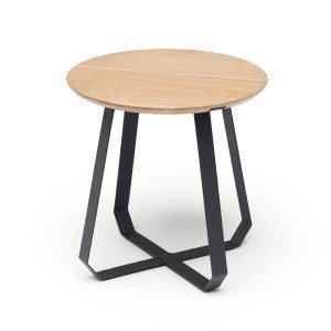 Puik Shunan Sivupöytä 46 Musta / Sarni