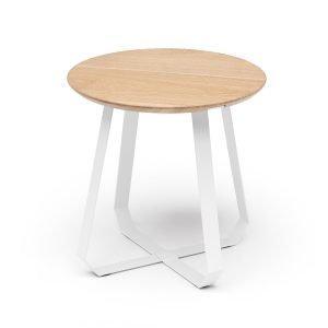 Puik Shunan Sivupöytä 46 Valkoinen / Sarni