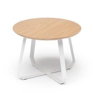 Puik Shunan Sivupöytä 55 Valkoinen / Sarni