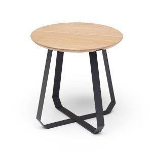 Puik Shunan Sivupöytä Musta / Saarni