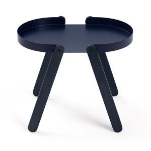 Puik Tepsi Sivupöytä Tummansininen