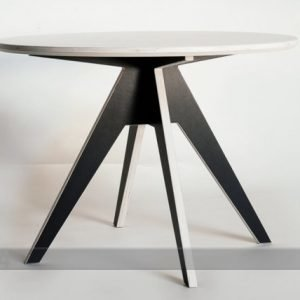 Radis Ruokapöytä Edi Ø 125 Cm