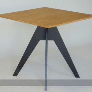 Radis Ruokapöytä Edi 80x80 Cm
