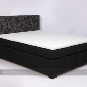 Rave Jenkkisänkysarja Pocket Luxus 160x200 Cm+ Sängynpääty