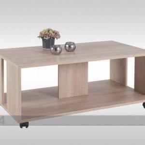 Reality Kõvamööbel Sohvapöytä Pyörillä Robin 105x60 Cm