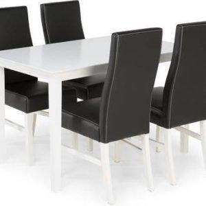 Ruokailuryhmä Annikki 4 Ida tuolilla