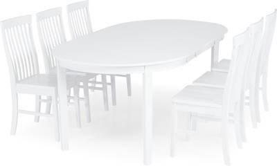 Ruokailuryhmä Arja 6 Matilda tuolilla