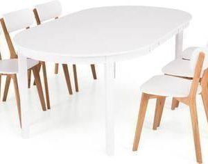 Ruokailuryhmä Arja 6 Vieno tuolilla valkoinen