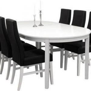 Ruokailuryhmä Arja ja Ida tuolit