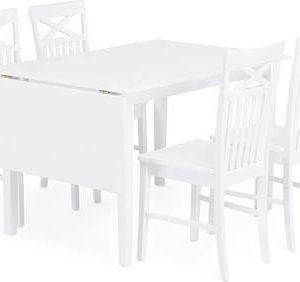Ruokailuryhmä Emma 4 tuolia