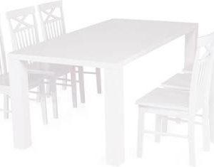Ruokailuryhmä Johnny 6:lla Annikki tuolilla valkoinen