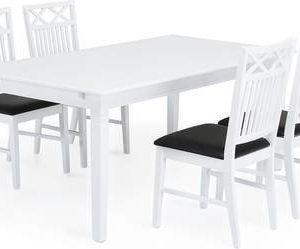 Ruokailuryhmä Orvokki 4 tuolia
