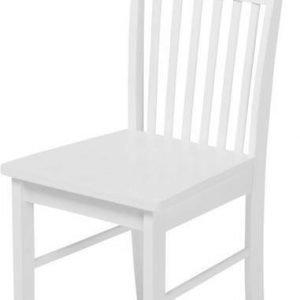 Ruokapöydän tuoli Annikki 94x41x51 cm valkoinen