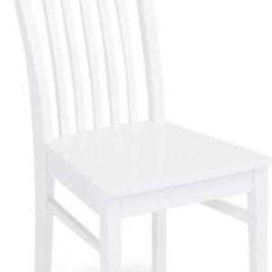 Ruokapöydän tuoli Taina valkoinen