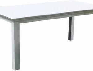 Ruokapöytä Adele valkoinen mahonki