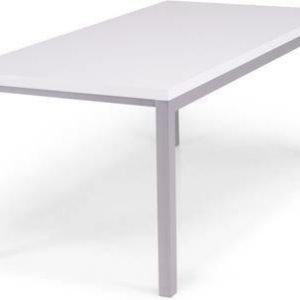 Ruokapöytä Melissa valkoinen