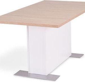 Ruokapöytä Ossi tammi/valkoinen