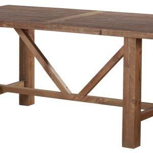 Rustik Ruokapöytä 180x90x78